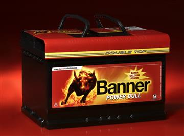 Banner Power Bull 62Ah 540A