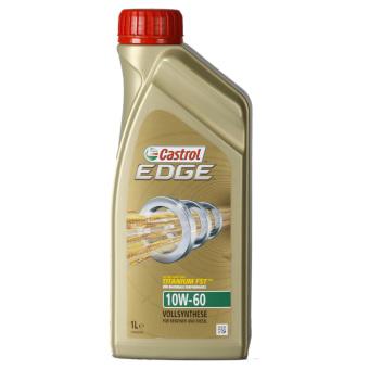 Motorový olej Castrol EDGE 10W60 Titanium FST