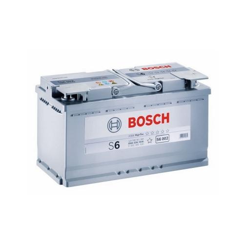 Startovací baterie BOSCH S6 70Ah, 000915105 12v, 70Ah, 760A