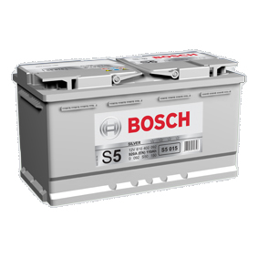 Startovací baterie BOSCH Silver S5 110Ah Napětí 12V, 920A, 110Ah