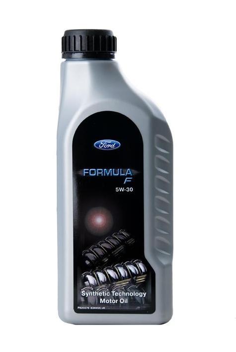 Motorový olej Ford Formula F 5W-30, 1l vysoce výkonný syntetický motorový olej 5W-30 1l