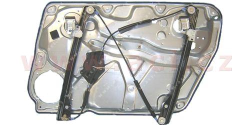Stahovací mechanismus okna Superb, Passat - Přední levé pouze elektrický pohon - 98