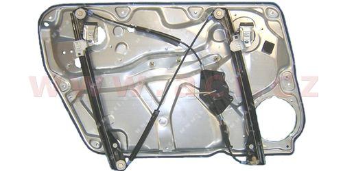 Stahovací mechanismus okna Superb, Passat - Přední pravé pouze elektrický pohon - 98