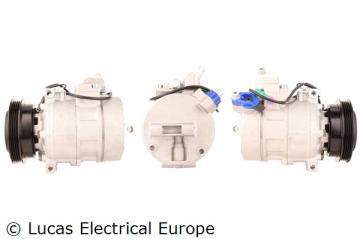 Kompresor klimatizace Škoda Superb, Passat, Audi A4, 8D0260805B, 8D0260808