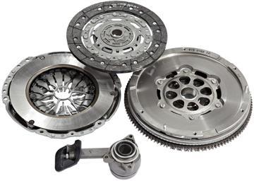 Spojková sada, setrvačník Ford Mondeo III, 2.0 TDCI, TDDI, DI