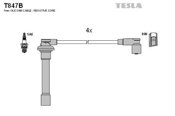 Sada kabelů zapalování Honda Accord IV, V, VI, VII, Shuttle, Civic