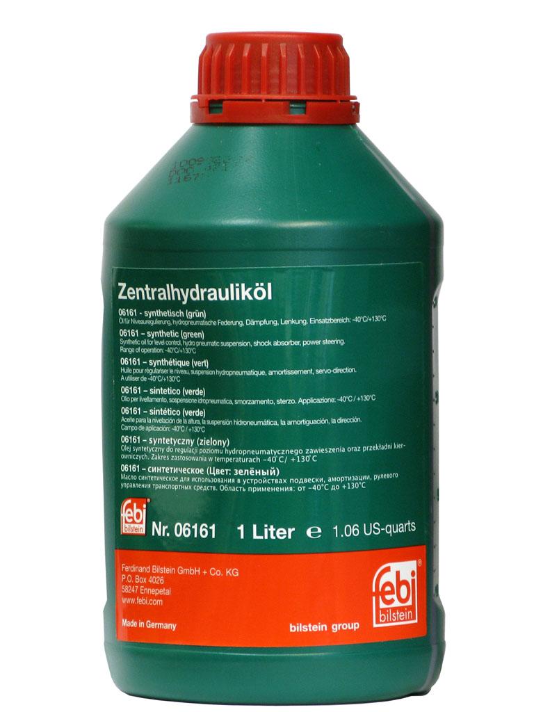 Hydraulický olej Febi Bilstein , 1L - zelená kapalina