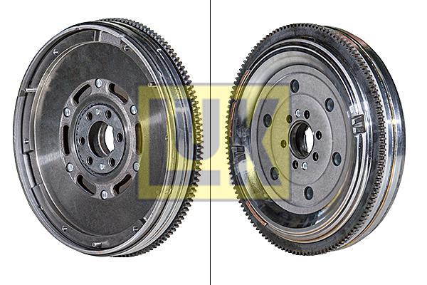 Dvouhmotový setrvačník Superb, Passat, Audi A4, A6 1.9 TDI 85kW, 74kW, 96kW