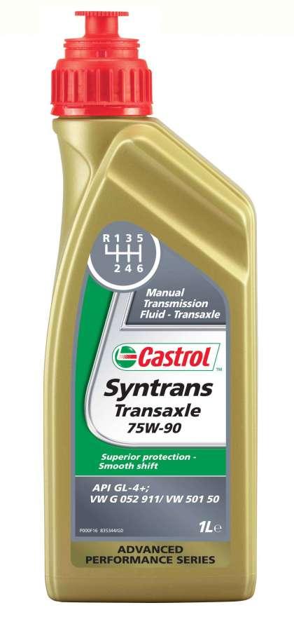 Castrol Syntrans Transaxle 75W-90 0,5l - převodový syntetický olej 0,5l