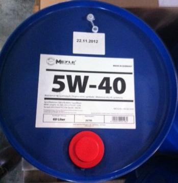 Motorový olej Meyle Germany 5W40, 60l