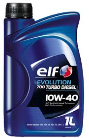 Motorový olej ELF Evo 700 STI 10W40 1L