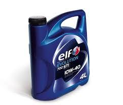 Motorový olej ELF Evo 700 STI 10W40 4L
