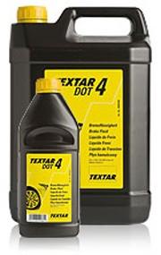 Brzdová kapalina DOT4 Textar 5l