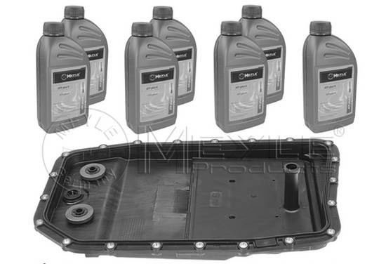 Kit na výměnu oleje v automatické převodovce E60, E90, E65, E63, X5, X6, X3 kompletní sada GA6HP26