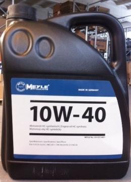Motorový olej Meyle 10W40 5l