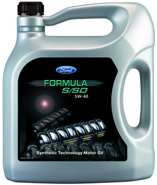 Formula S/SD Synthetic 5W-40 5l