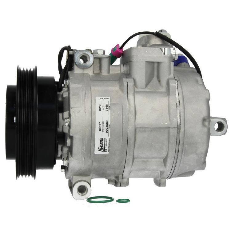 Kompresor klimatizace Škoda Superb, Passat, Audi A4, 8D0260805