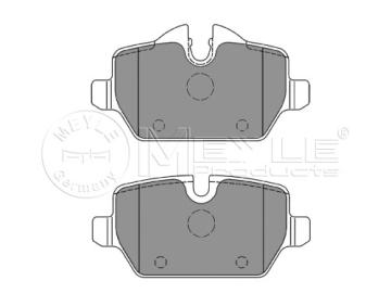 Brzdové desky zadní, Bmw E81, E90, E91
