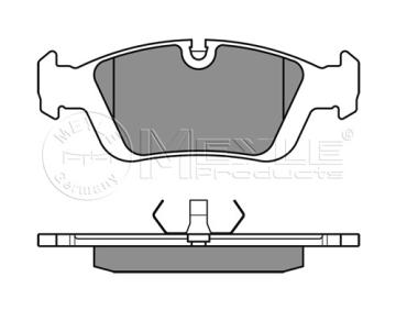 Brzdové desky přední, Bmw E46, E36, Z4, Z3, 34116761244