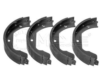 Sada brzdových čelistí, pakny Bmw M3 E46, E60, M5 E39, Multivan V, Transporter