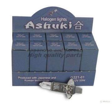 Žárovka H1 55W, 12v Ashuki