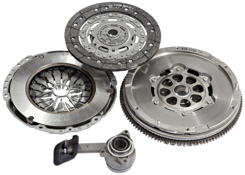Spojka, dvouhmotový setrvačník Ford Mondeo III, 2.0 TDCI 96kW, TDDi 85kW, 66kW