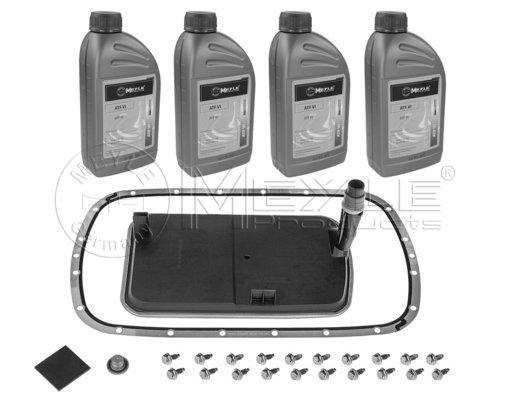 Kit na výměnu oleje v automatické převodovce E39, E46, Z4