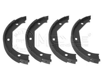 Zadní brzdové obložení, pakny Bmw E39, E60, E46, E81, F30, F31, 34416761292
