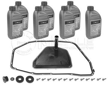 Výměna oleje v automatické převodovce Audi A4, A5, S5 6HP28AF