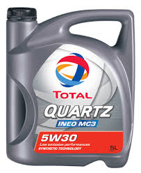 Motorový olej Total 5W30 MC3 5W30 5l, Ford WSSM2C, 505.01, 505.00
