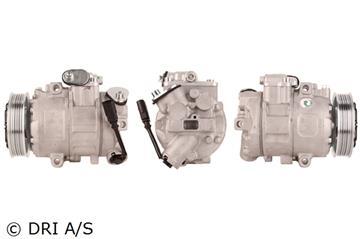 Kompresor klimatizace Škoda Fabia, 6Q0820803, 8Z0260805A