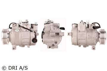Kompresor klimatizace Audi A4, A6, Avant, Seat Exeo 8K0260805F, 4F0260805G