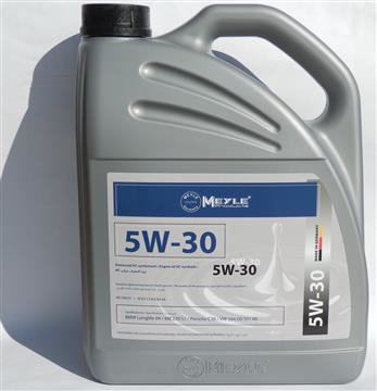 Motorový olej Meyle 5w30 504/507, BMW LL04
