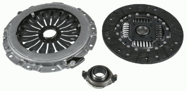 Spojková sada Hyundai Elantra, Santa Fé, Trajet, Kia Carens, 2.0 CRDI, 2.4 16v