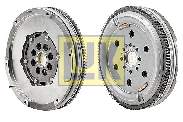 Dvouhmotový setrvačník Hyundai i30, Sonata, Tuscon, Kia Sportage, Ceed 2.0 CRDI