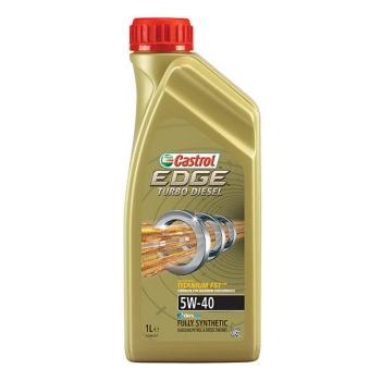 Castrol EDGE TD Titanium FST 5W40 1L Plně syntetický motorový olej 1L