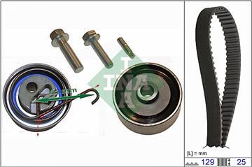 Rozvodová sada Opel Astra G, Astra H 1.7 CDTI, Honda Civic 1.7 CTDI