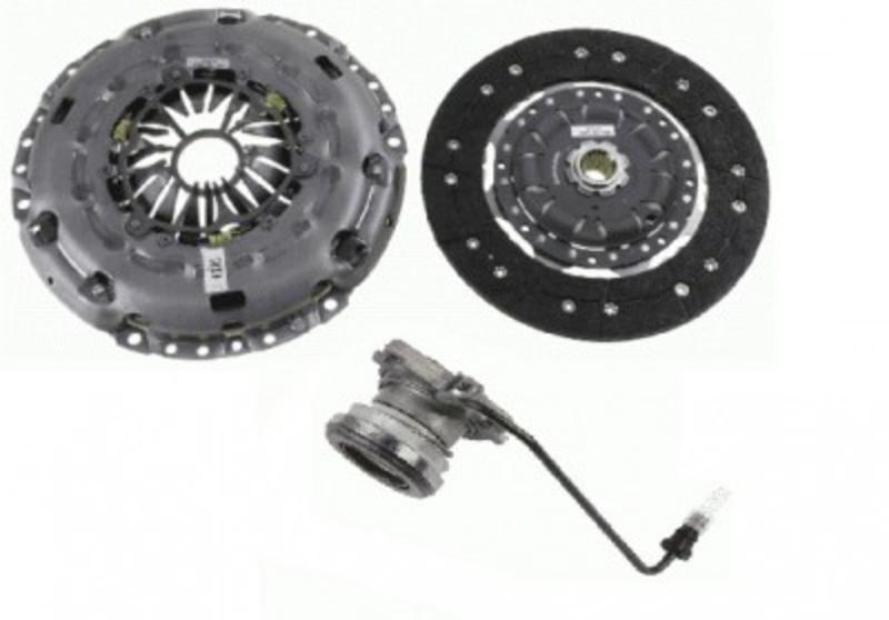 Spojková sada Astra H 2.0 Turbo, 1.7 CDTI, Signum, Vectra, Zafira 2.2 114kW