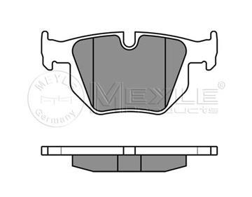 Brzdové desky zadní Bmw X5, X6, 34216776937
