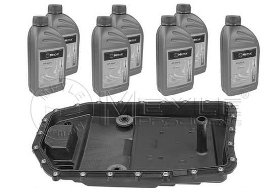 Kit na výměnu oleje v automatické převodovce Bmw E81, E87, E90, E60, Z4, E63 převodovka GA6HP19