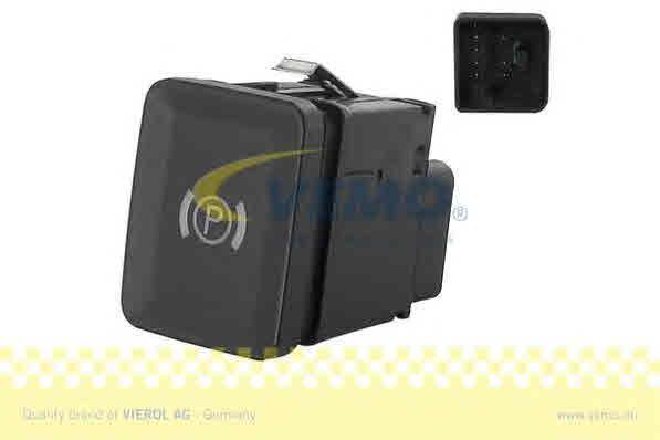 Spínač ruční elektronické brzdy Passat, 3C0927225B, 3C0927225C