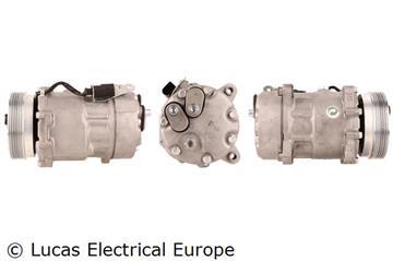 Kompresor klimatizace Octavia I, Bora, Ibiza, Galaxy, Alhambra, 1J0820803K