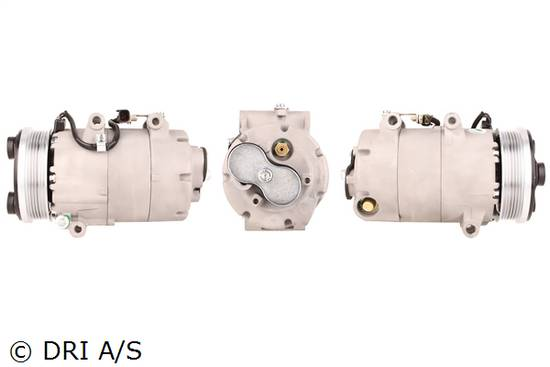 Kompresor klimatizace Ford C-Max, Focus C-Max, Focus DAW, DA, 1.8 TDCi