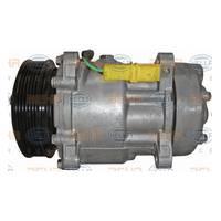 Kompresor klimatizace Peugeot 307, Citroen Berlingo, C4, C5, Fiat Scudo, Ulysse