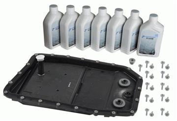 Kit na výměnu oleje v automatické převodovce ZF, E60, E90, E65, E63, X5, X6, X3 kompletní sada ZF 6HP26Z