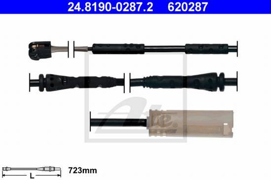Výstražný kontakt Bmw E90, E91, E87, X1, 34356792560