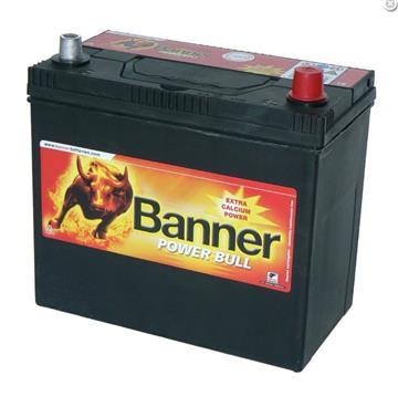 Banner Power Bull 45Ah 360A P+ kontakt