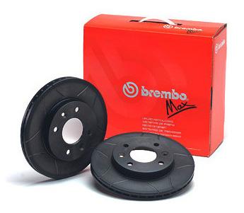 Brzdový kotouč Brembo MAX přední, Bmw E60, E61, 34116764021 cena za 1ks