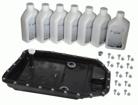 Filtr, vana automatické převodovky Bmw E60, E90, 24152333903