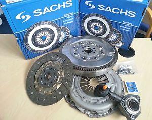 Spojka, dvouhmotový setrvačník Sachs Ford Focus, C-max, Galaxy 1.8 TDCI 85kW